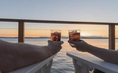 Danskebåten: den behagelige reisen til Danmark