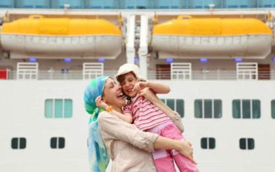 Slik blir man glad og fornøyd på Danskebåten