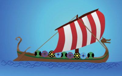Danskebåten – før og nå