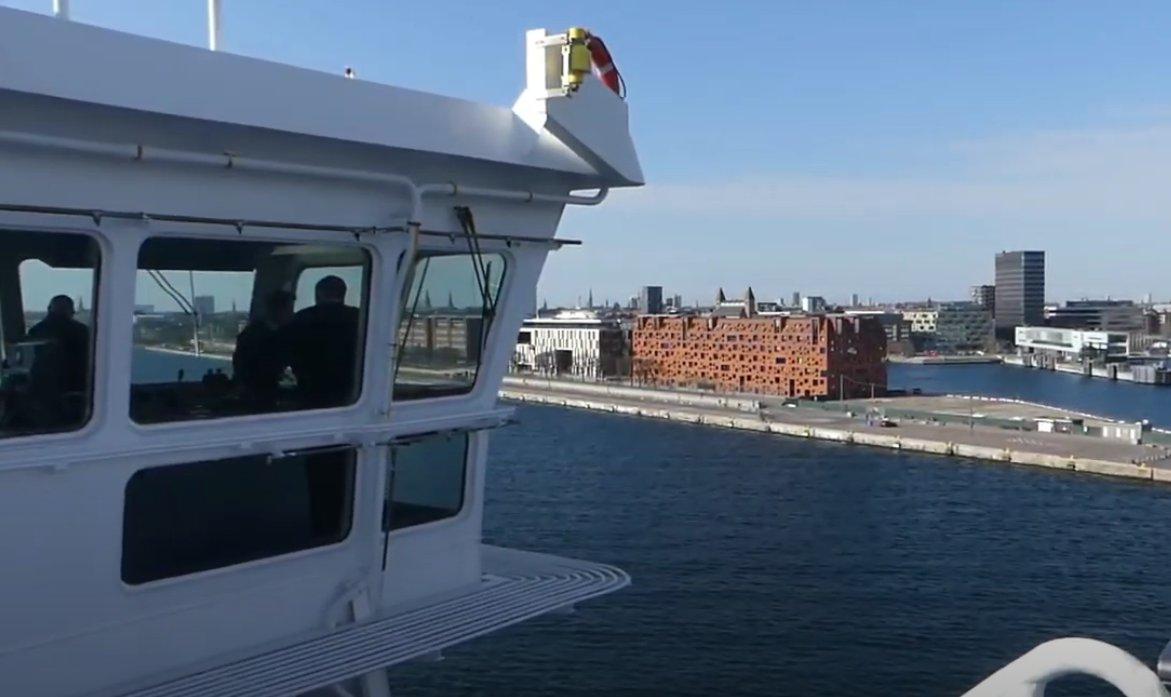 Hva kan du gjøre på danskebåten?